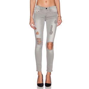 Frame Le Skinny de Jeanne Harding Jeans
